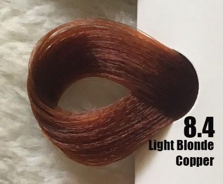 Extremo Tinta de Argan Coppers 8.4 Louro Claro Cooper 100 ml