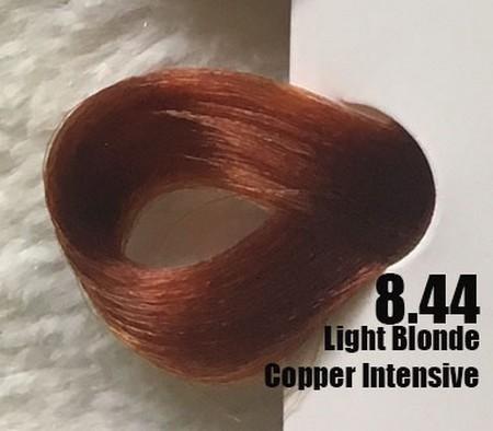 Extremo Tinta de Argan Coppers 8.44 Louro Claro Intenso Cooper 100 ml
