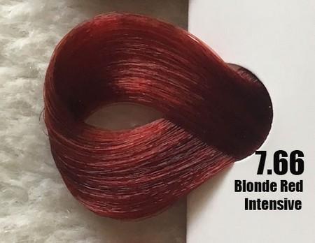 Extremo Tinta de Argan Vermelhos 7.66 Louro Vermelho Intenso 100 ml