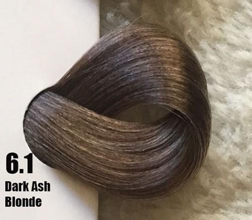 Extremo Tinta de Argan 6.1 Louro Escuro Cinza 100 ml