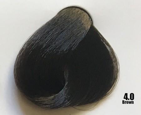Raywell Tinta Sem Amonia 4.0 Castanho 100ml