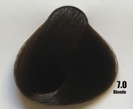 Raywell Tinta Sem Amonia 7.0 Louro 100ml