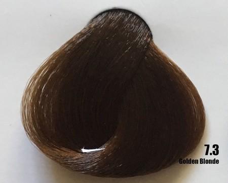 Raywell Tinta Sem Amonia 7.3 Louro Dourado 100ml