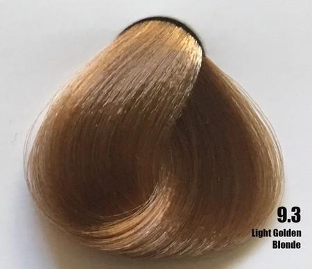 Raywell Tinta Sem Amonia 9.3 Louro Clarissimo Dourado 100ml