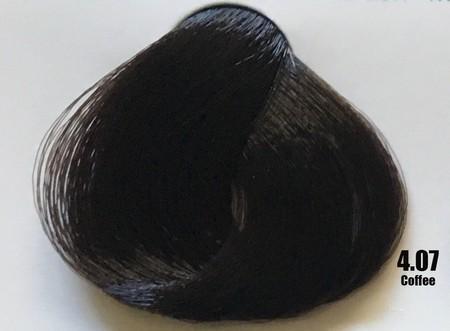 Raywell Tinta Sem Amonia 4.07 Café 100ml