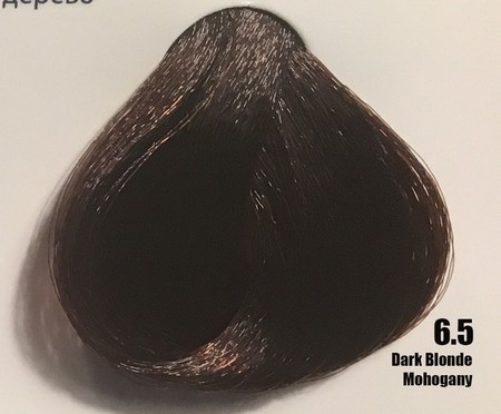 Raywell Tinta Sem Amonia 6.5 Louro Escuro Mogano 100ml