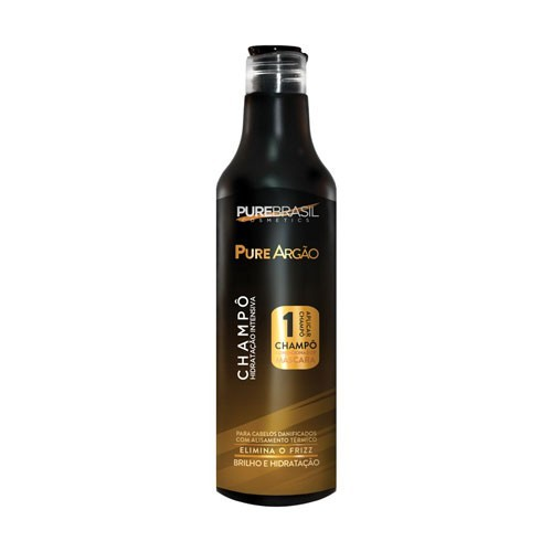 Pure Brasil Argão Shampoo 500ml