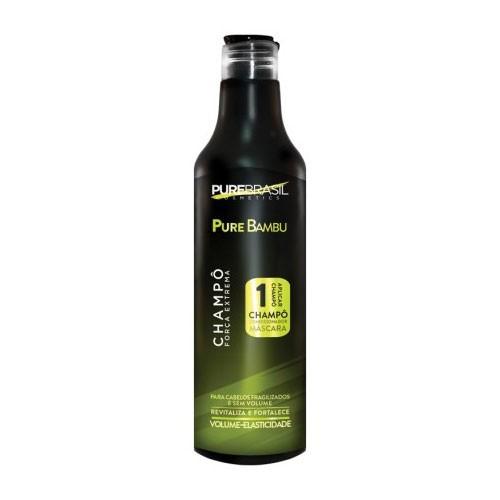Pure Brasil Bambu Shampoo 500ml
