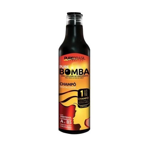 Pure Brasil Bomba Shampoo 500ml