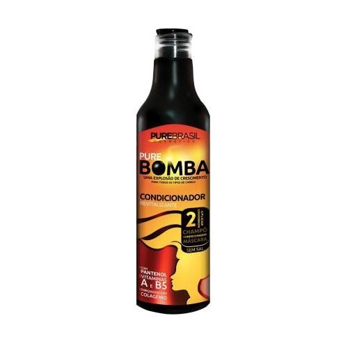 Pure Brasil CondicionadorBomba 500ml