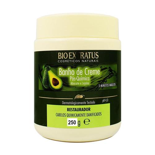 Bio Extratus Pós-Química Abacate e Jojoba Banho de Creme 250ml