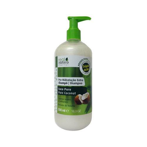 Real Natura Coco Puro Shampoo 500ml