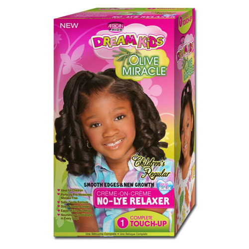 Dream Kids Olive Miracle Regular 1 Retoque