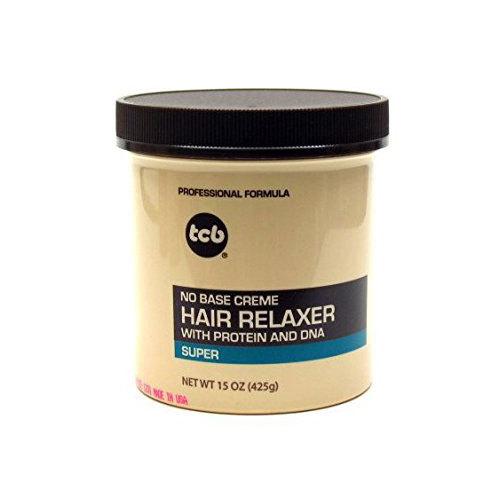 Tcb Hair Relaxer Super 425grs