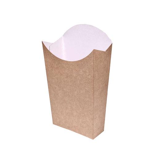 Caixa para Batatas Fritas Grande Kraft - Pacote 25 unidades