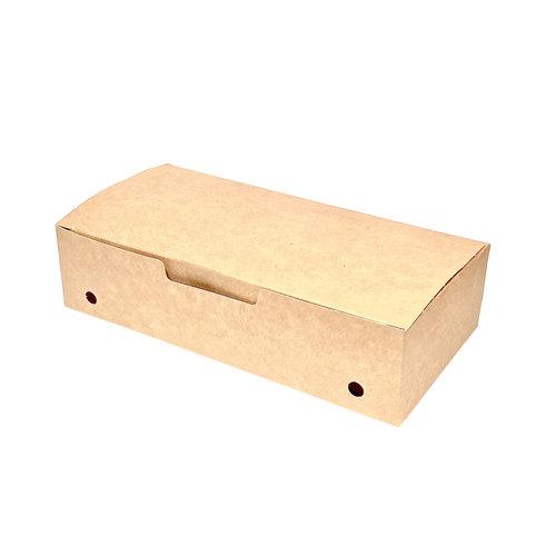 Caixa Para Fritos Grande Kraft - Pacote 25 unidades