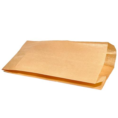 Saco para Pão e Bolos Kraft 18x34+12cm - Pacote 200 unidades