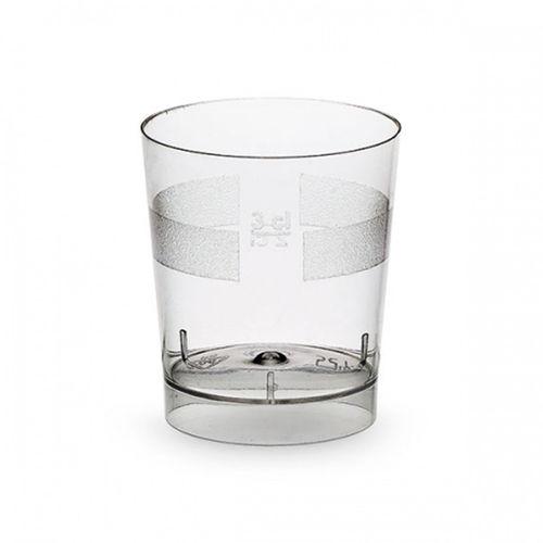 Copos Plastico SHOT 30ml (Cristal) PS - Emb.c/100 Unidades