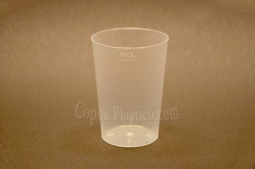 Copo de Prova 120ml (Cristal) PP caixa Completa 1400 unidades