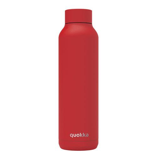 Garrafa em Inox Vermelha 630ml - 1 unidade
