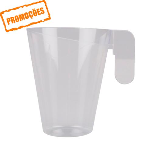 Chávena Café PS 155 ml Transparente Pacote de 12 unidades