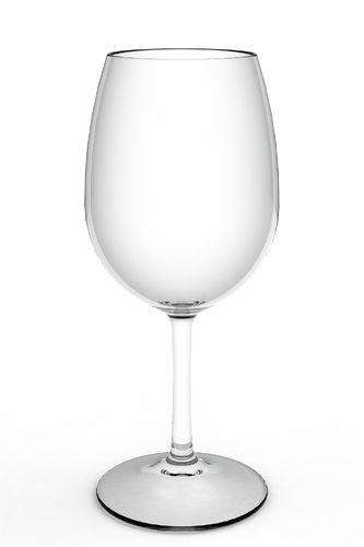 Plastic Wine Cup 450 ml Shatterproof Tritan cx 12 unit