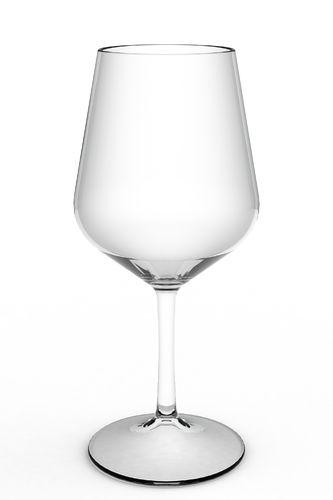 Plastic Wine Cabernet 400 ml Shatterproof Tritan cx 12 unit