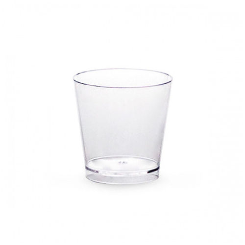 Copo Shot 20ml (Cristal) PS - Cx. Completa 1210 unidades